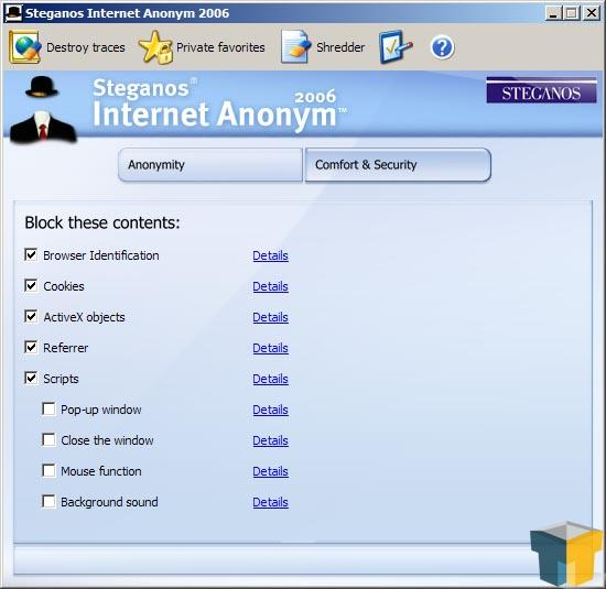 Download steganos internet anonym free — networkice. Com.
