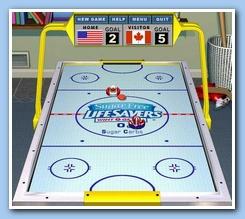 air hockey online