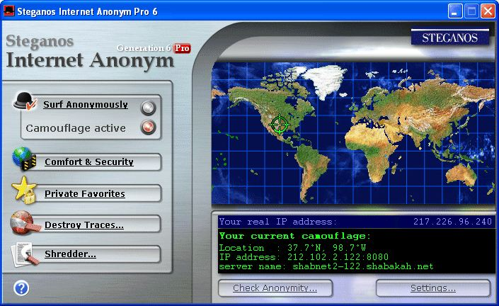 Steganos internet anonym vpn 2. 1 full crack download for mac.